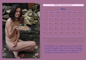 calendario autismo genitori nudi