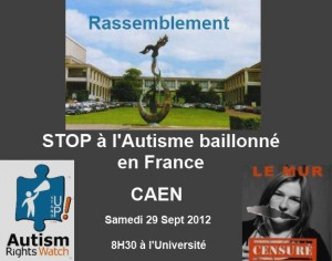 giornate ancra autismo in francia arw