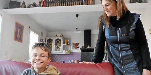 Marine Martin si batte per suo figlio e per gli altri bambini