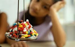 iperattività farmaci nocivi