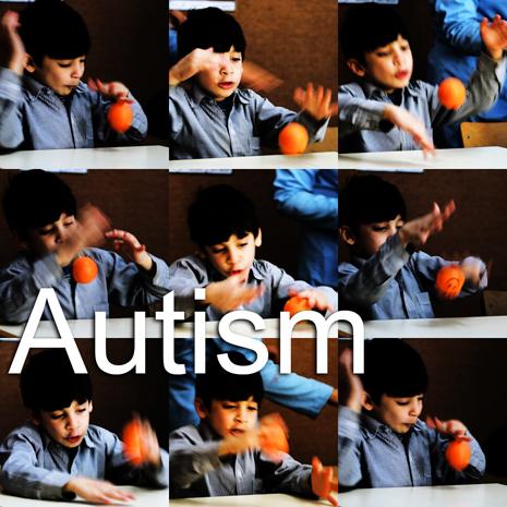 autismo percezione movimenti