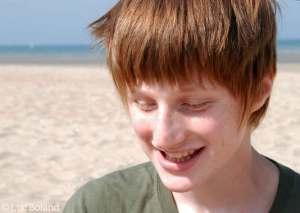 Lou Boland  artista autismo