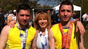 autismo gemelli maratona