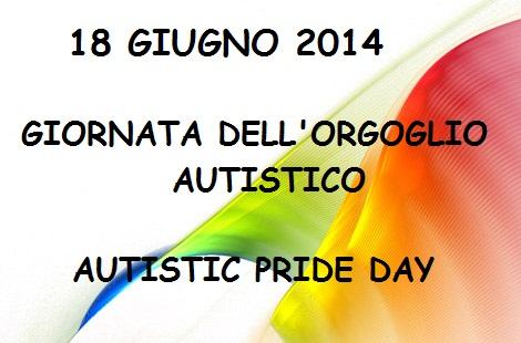 giornata orgoglio autistico   autistic pride day