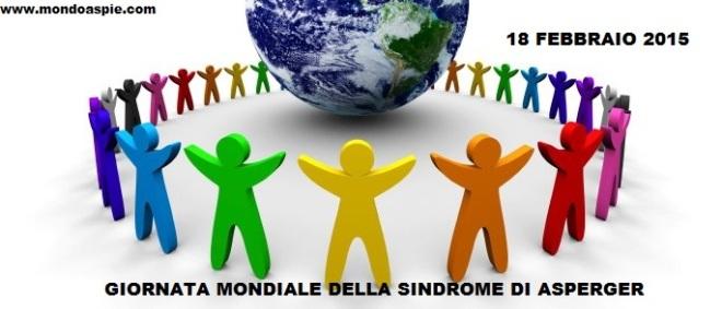 18 febbraio 2015 giornata mondiale della sindrome di Asperger