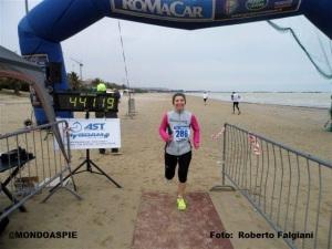 Maratona sulla sabbia 8 febbraio 2015