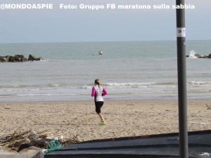 XIII maratona sulla sabbia febbraio 2015