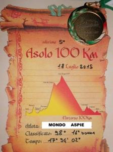 100 km di Asolo 2015 - Copia
